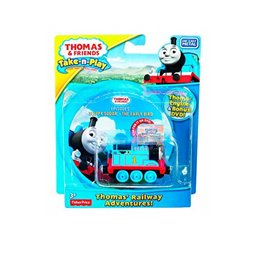 Mike batterie moteur s/'adapte Trackmaster /& en Bois Train Track Thomas Tomy