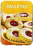 Galletas. Cajas De Recetas. 2013