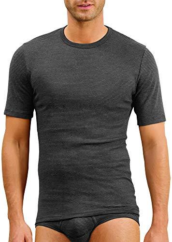 Ammann - Herren 1/2 Arm Shirt (Unterhemd) ''Jeans'' anthrazit 7