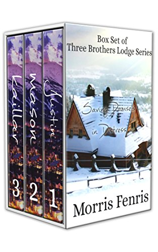 Three Brothers Lodge Series Boxset: New Christian Romance