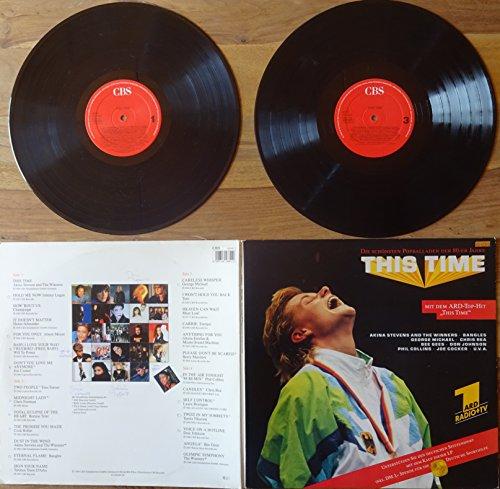 This Time - Die Schönsten Popballaden Der 80Er Jahre - ARD Sport (FOC) (2LP) [Vinyl LP]