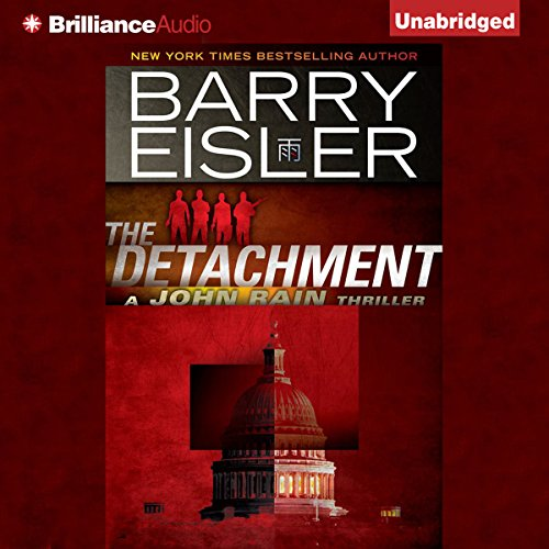 The Detachment cover art