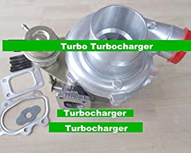 GOWE turbine for GT2870 GT28 GT2871 compressor housing A/R .60 turbine A/R .64 T25 Flange Oil Cool 5 bolt with actuator 200HP-400HP Turbocharger