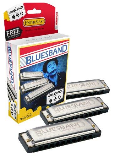 Hohner M559XPS Armonica Hohner Do/Sol/La M559Xps Blues Band