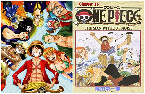 One Piece Full Series : Chapter 33 The Man Without Noise (English Edition)