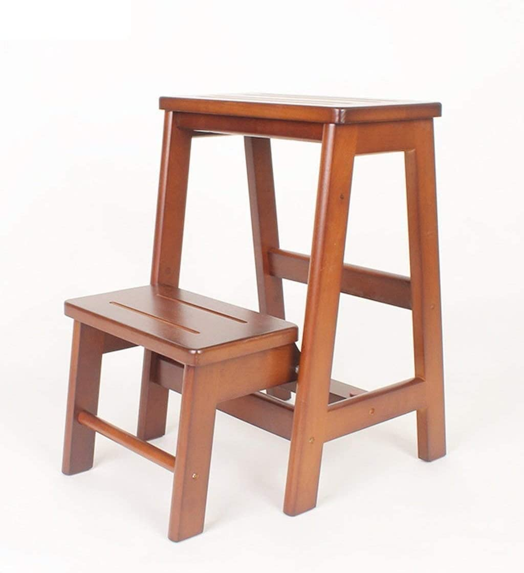 We OFFer at cheap prices Max 40% OFF HLL T-Stepladder Ladder Stool M Step Folding Wooden