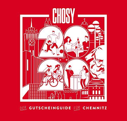 Chosy Gutscheinbuch Chemnitz 2020 Taschenbuch