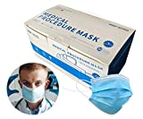 Everwin Precision Medical Procedure Face Mask, For Healthcare Personnel, ASTM Level 3, BFE = 98% (Box of 50)