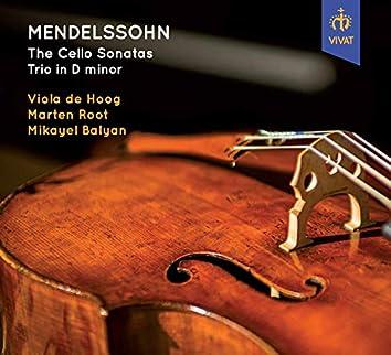 Mendelssohn - The Cello Sonatas
