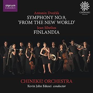 Dvořák: Symphony No. 9 'From the New World' / Sibelius: Finlandia