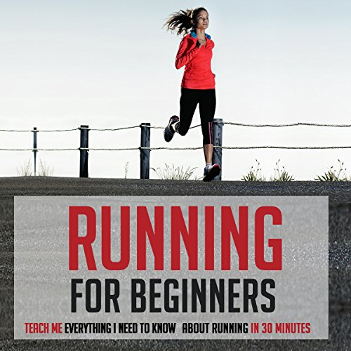 Couverture de Running for Beginners