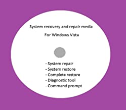 Windows Vista Ultimate (English) (64 bit) (Recovery and Repair DVD)