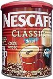 Greek Nescafe Classic Decaf Instant Frappe Coffee 100 gr