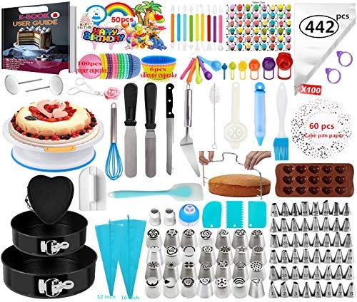 Consejos para Comprar Utensilios para modelar pasteles los mejores 5. 1