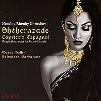 Rimsky-Korsakov/ Piano Versions for Four Hands