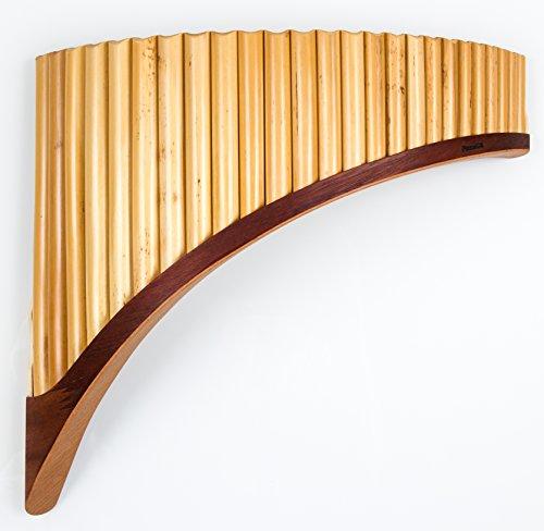 Flauto di Pan 25 toni in Do- Plaschke Instruments