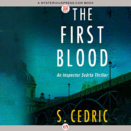 The First Blood audiobook cover art