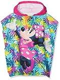 Disney Minnie Mouse Albornoz, Rosa (Fuchsia Fushia), Talla única para Niñas