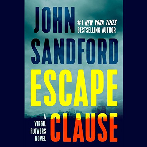 Escape Clause Audiobook By John Sandford cover art