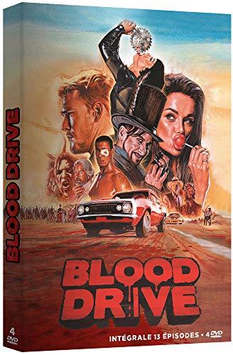 Coffret blood drive, 13 épisodes