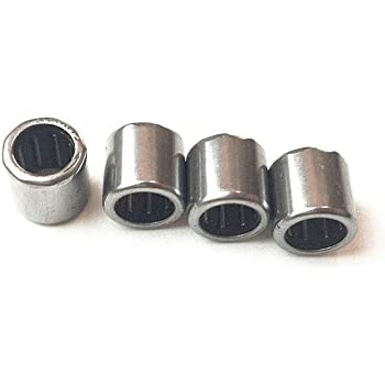 2x FoRally Cuscinetto Unidirezionale HF0812-8x12x12mm 2 Pezzo