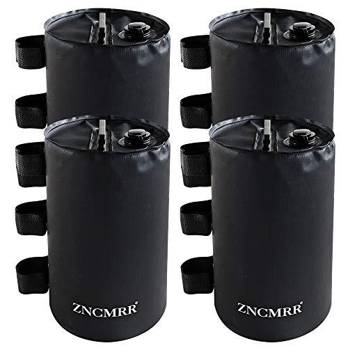 ZNCMRR Canopy Water Weight Bag