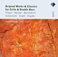 Classics for Cello & Double Bass by Pleyel (2008-01-13)