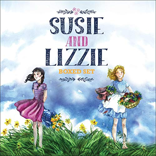 Susie and Lizzie Boxed Set audiobook cover art