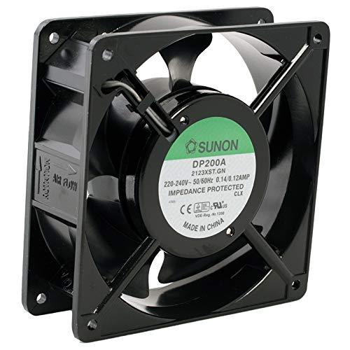 Dp200a-2123xst axial-ventilador 120x120x38mm 230v ~ 161m³//h 2700u//min Sunon