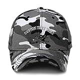 Custom City Camo Baseball Cap AWACS E-3 Sentry Embroidery Acrylic Hunting Dad Hats for Men & Women Strap Closure City Camo Personalized Text Here