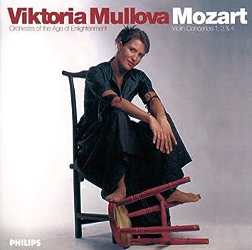 Mozart: Violin Concertos Nos.1, 3 & 4