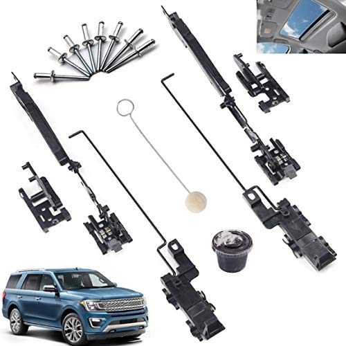 For Ford Expedition F150 F250 F350 00-14 Sunroof Repair Kit 2001 2002 2003