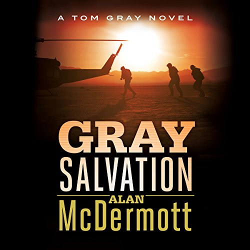 Gray Salvation audiobook cover art