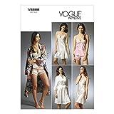 Vogue V8888 - Cartamodello per Intimo e Corpetti da Donna, Taglie 38-46 EU