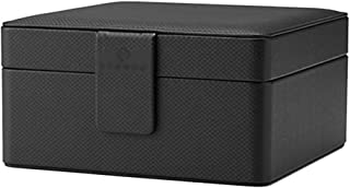 Watch Case Watch Box Watch Display Case Watch Collection And Storage Box Watch Organizer Jewelry box (Color : Blue, Size :...