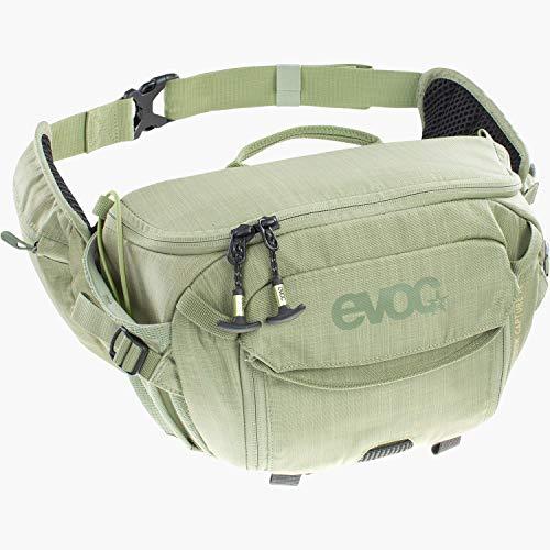 EVOC Capture - Mochila para fotografía (7 L, Talla única), Color Verde Oliva Claro