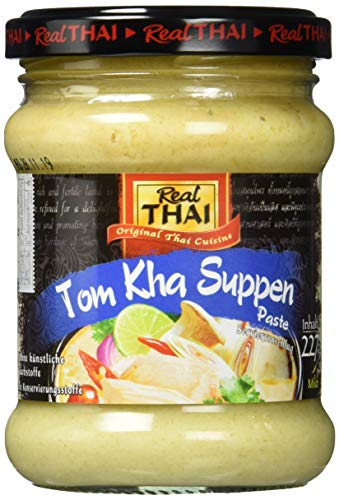Real THAI Tom Kha Paste 227gGla