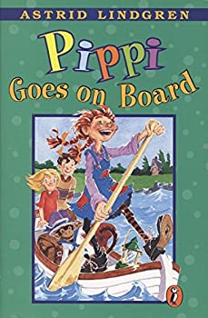 Paperback Pippi Goes on Board (Pippi Longstocking) Book
