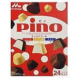 [冷凍] 森永乳業 ピノ マルチパック チョコアソート 10ml×24個