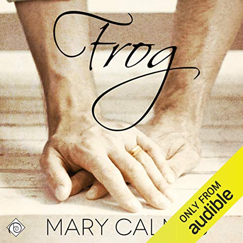 Frog audiobook cover art