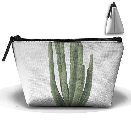 Organ-Pipe-Cactus Portable Maquillage Recevoir Sac de Rangement Grande Capacité Sacs de Voyage Main Sac de Lavage