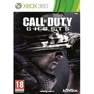 Call of Duty (COD): Ghosts - Xbox 360