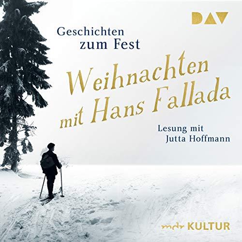 Weihnachten mit Hans Fallada audiobook cover art