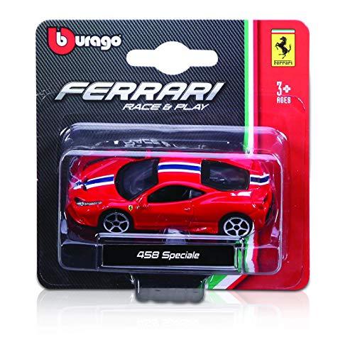 Maycheong 1/72 Ferrari - Broches 48 Piezas, Multicolor 56600