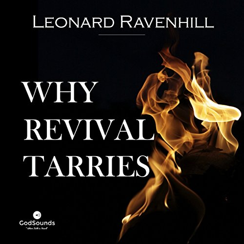 Why Revival Tarries cover art