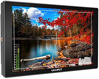 LILLIPUT A11 10.1 inch 3G-SDI VGA Monitor 4K HDMI Camera Director Monitor