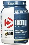 Dymatize ISO 100 Gourmet Vanilla 900g - Whey Protein Hydrolysat +...