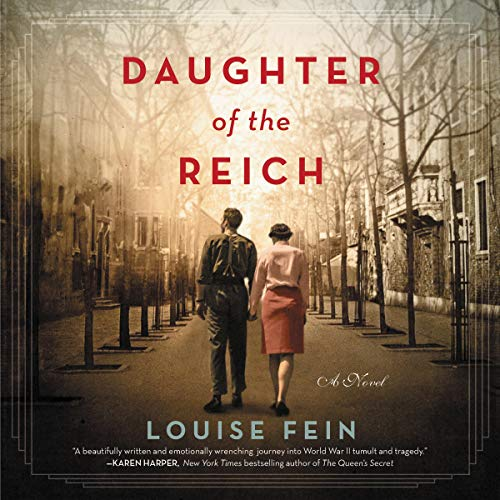 Daughter of the Reich cover art
