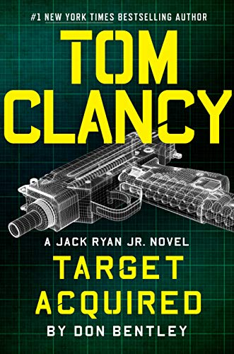 Tom Clancy Target Acquired (A Jack Ryan Jr. Novel, Band 8)