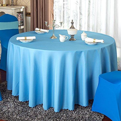 %tablecloth Runde Tischdecke einfarbig abwaschbare Tischdecken Hotel Bankett Tischdecken, runde Tischdecke einfarbig Hochzeit Tischdecken einfarbig Konferenz Tischdecken Haushalt Tischdecken